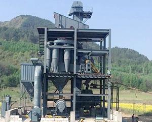 砂石生产线成套设备
