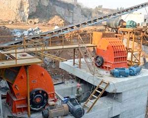 河南砂石生产线